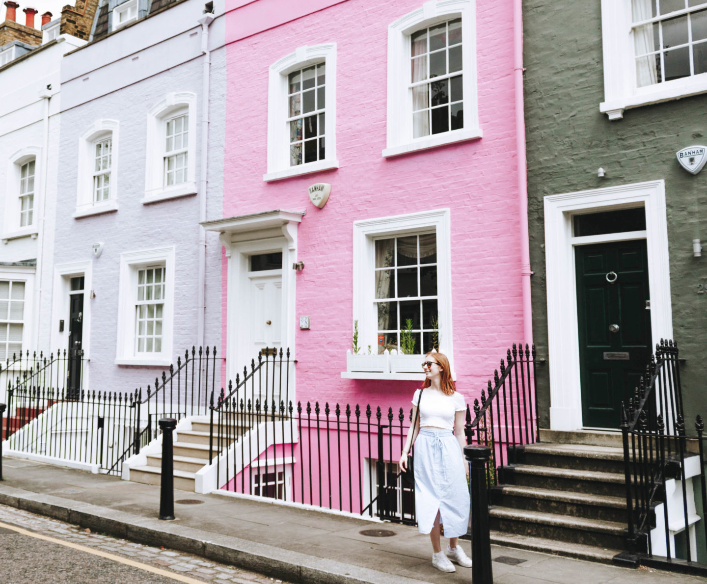 8 Colourful London Streets To Brighten Your Day