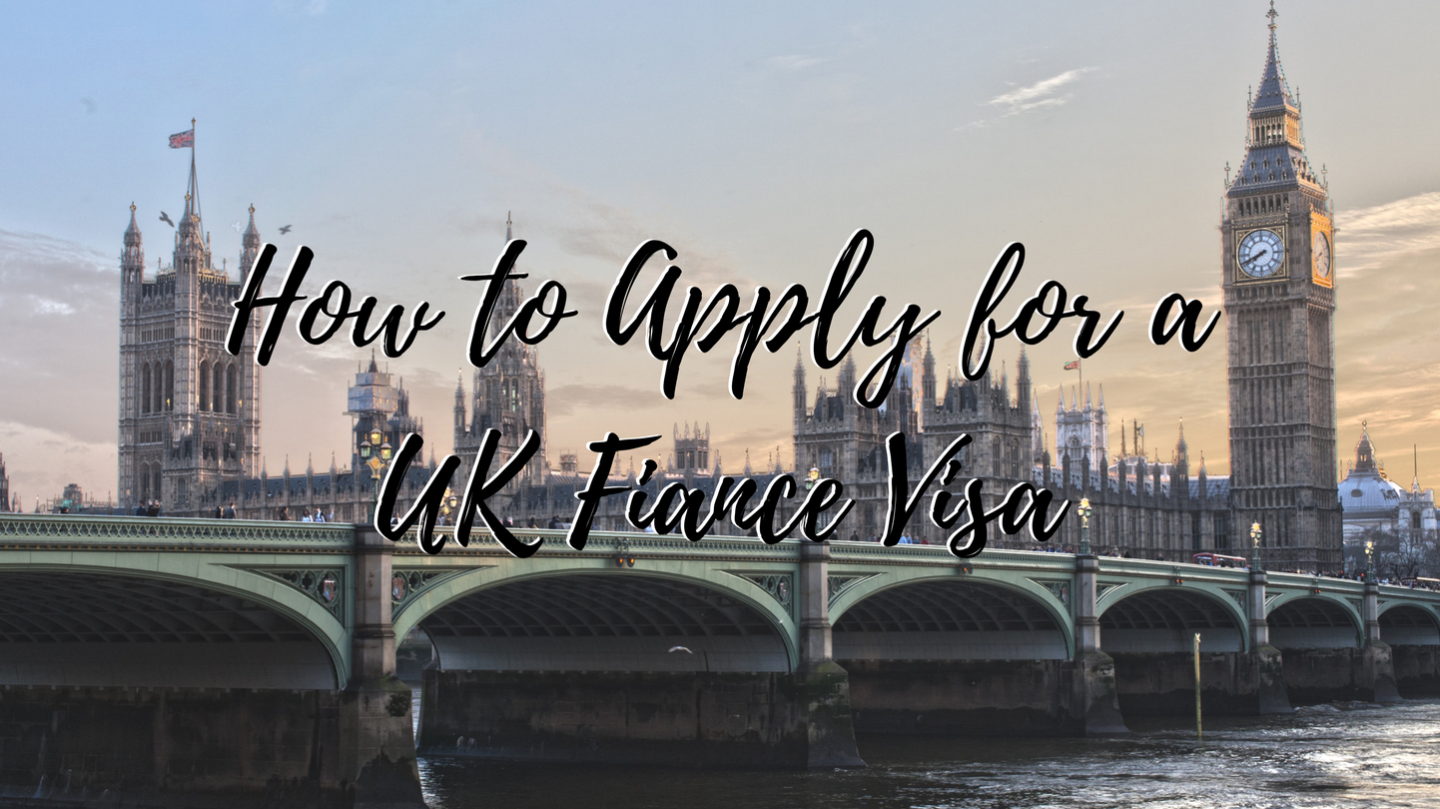 How to Apply for a UK Fiance Visa - Gingersnap Travels